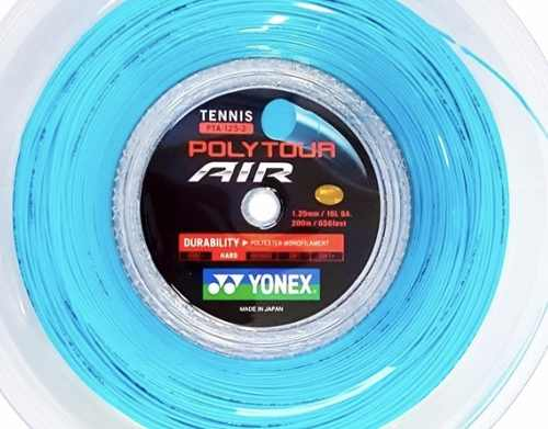 3 Sets De Corda Yonex Poly Tour Air 1,25 - Set De 12m