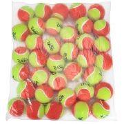 Bola De Tênis Lcm Stage II - Saco Com 60 Bolas