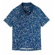 Camisa Polo Masculina Lacoste Sport Novak Djokovic Azul
