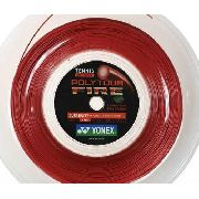 3 Sets De Corda Yonex Poly Tour Fire 1,25 - Set De 12m