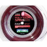 3 Sets De Corda Yonex Poly Tour Spin G 1,25 - Set De 12m