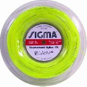 Corda Sigma Tournament Nylon 15l - Verde Limão