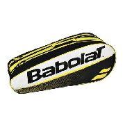 Raqueteira Babolat Holder X6 Club - Amarelo