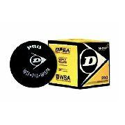 Bola De Squash Dunlop Revelation Pro Xx - 2 Pingos Amarelo