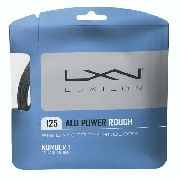 2 Sets De Corda Luxilon Alu Power Rough 1,25