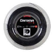 1 Set Gamma Moto 17l 1.24mm - 1 Set Com 11,7 Metros - Preto