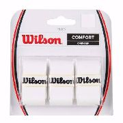 Overgrip Wilson Pro Branco - 3 Unidades
