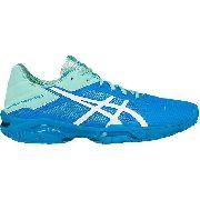 Tênis Asics Gel Solution Speed 3 - Aqua Splash/white/blue