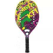Raquete De Beach Tennis Rakkettone Azteca