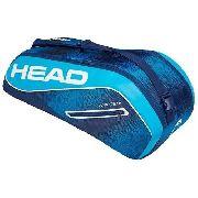 Raqueteira Head Tour Team X6 Combi - Azul