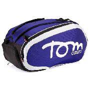 Raqueteira Tom Caruso Tour - Azul