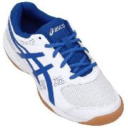 Tênis Asics Gel Rocket 8 A - B006a101 White/illusion Blue