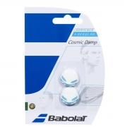 Antivibrador Babolat Cosmic Damp Azul - 1 Par