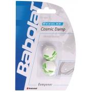 Antivibrador Babolat Cosmic Damp Verde - 1 Par