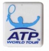 Antivibrador Tecnifibre ATP Branco - 1 Unidade