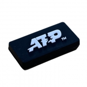 Antivibrador Tecnifibre ATP Damp Preto - 1 Unidade