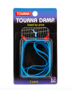 Antivibrador Tourna Damp Azul - 5 Unidades