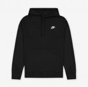 Blusa Nike Sportswear Club Fleece Hoodie Preto