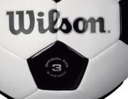 Bola de Futebol Wilson TRADITIONAL N3