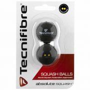 Bola de Squash Tecnifibre Absolute Squash - 2 Unidades