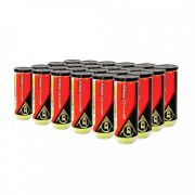 Bola de Tênis Dunlop Grand Prix - 24 Tubos com 3 Bolas