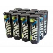 Bola de Tênis Shine Ultra - 12 Tubos com 3 Bolas
