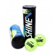 Bola de Tênis Shine Ultra - 2 Tubos com 3 Bolas