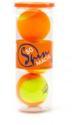 Bola de Tênis Spin Macia 50 - Tubo com 3 Bolas