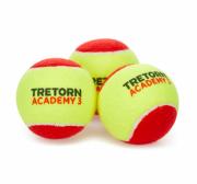 Bola de Tênis Tretorn Academy 3