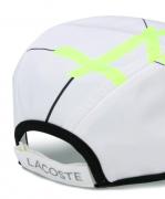 Boné Lacoste Sport estampa geométrica