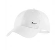 Boné Nike Metal Swoosh H86 Branco
