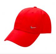 Boné Nike Metal Swoosh H86 Vermelho