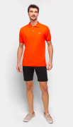 Camisa Lacoste Sport Polo -  Laranja