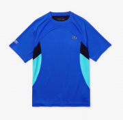 Camiseta Lacoste Sport Ultra Dry TH4827 21 YGQ Azul
