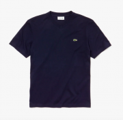Camiseta Lacoste Sport Ultra Light Gola V Tennis TH7419-21-166 Azul