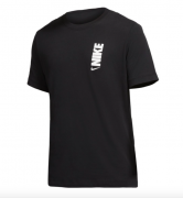 Camiseta Nike Dri Fit Cotton Extra Bold DB5967-011 Preto