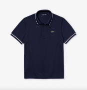 Camisa Polo Lacoste Sport - Navy Blue
