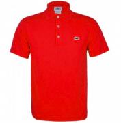 Camisa Polo Lacoste Sport - Vermelho