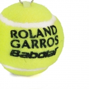 Chaveiro Babolat Bola de Tênis Roland Garros