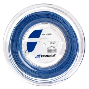 Corda Babolat RPM Power 17/1,25mm - Electric Blue - Rolo com 200mts