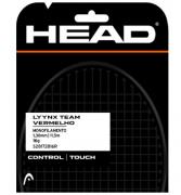 Corda Head Lynx Team 16 1.30MM Vermelho - Set Individual