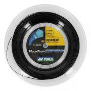 Corda Yonex Poly Tour Spin - 1,25mm/16l - 200 M PRETA