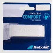 Cushion Grip Babolat Syntec Evo Comfort- Branco