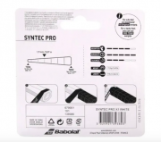 Cushion Grip Babolat Syntec Pro Feel - Preto