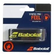 Cushion Grip Babolat Syntec Pro Feel - Preto/Amarelo