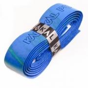 Cushion Grip Karakal PU Super Grip Multi Cor Azul com detalhes
