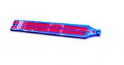 Elasto Cross - Protetor de corda / String saver - Vermelho