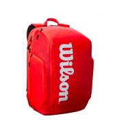 Mochila Wilson Super Tour Vermelha