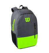 Mochila Wilson Team Backpack - Verde e Cinza