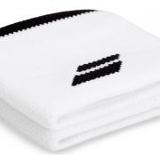Munhequeira Babolat Logo - 1 Par - Branco/Preto